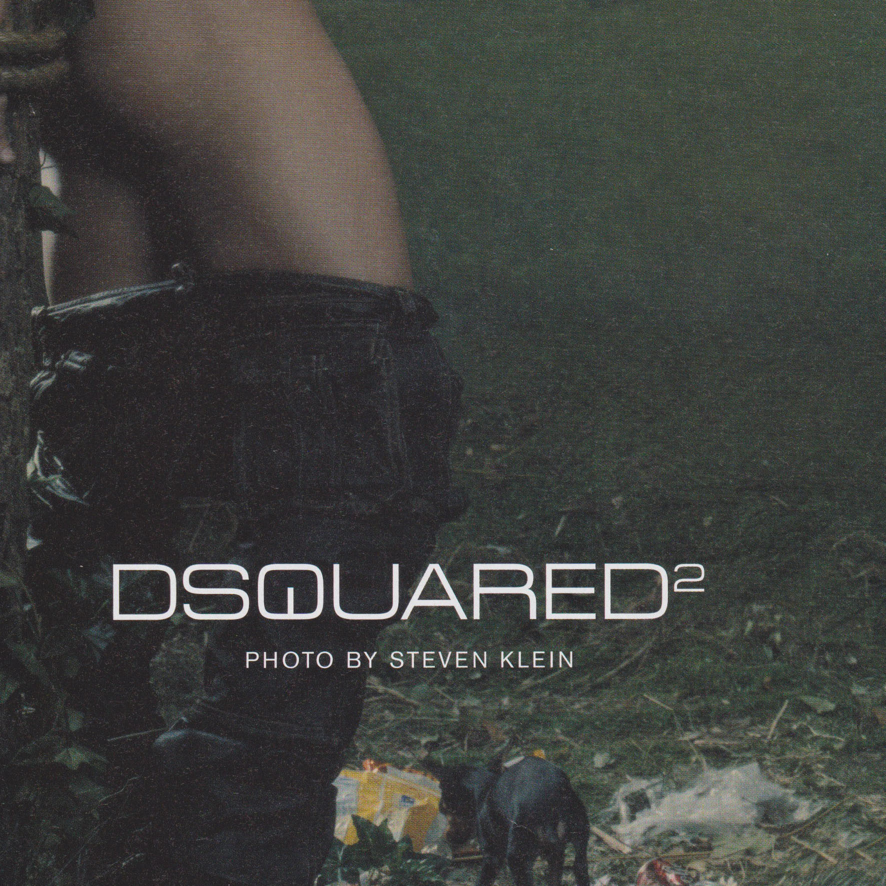 DsQuared shot by Steven Klein
